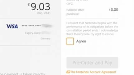Germany will take Nintendo and its no-cancel eShop pre-order policy to court