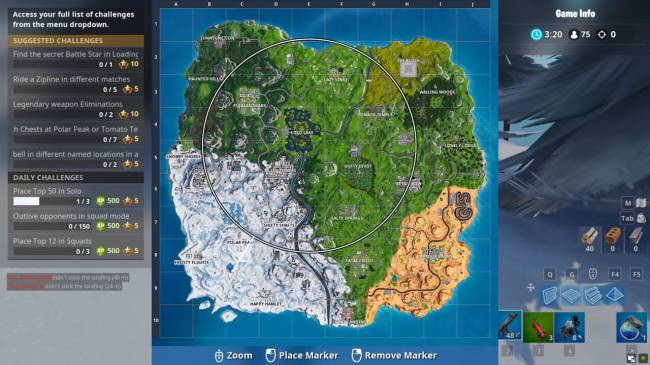 Fortnite Ski Lodges Location Guide: How To Complete Week 3, Season 7 Challenges