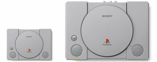 PlayStation Classic Mini Console Is On Sale For Nearly Half Price Already