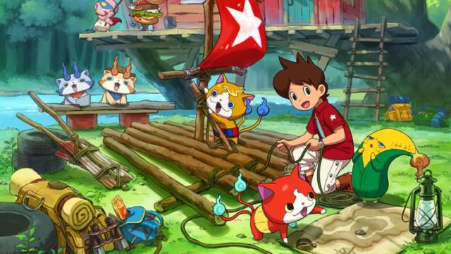 Yo-kai Watch 3 Combines All 3 Versions into One Game for Western Release