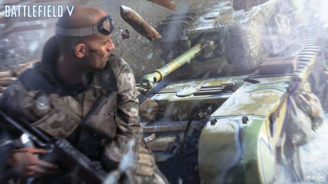 """Battlefield V: DICE Testing Time to Death, Admits Higher Time to Kill Is """"Not Balanced"""""""