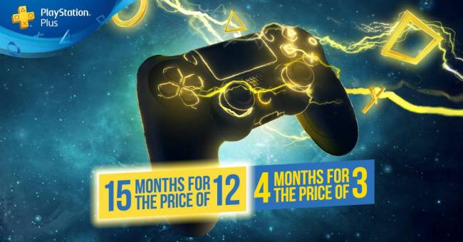 PlayStation Plus Discounted Flash Sale Will Give You Extra Months for Free. Here Are the Links to Avail of the Promo