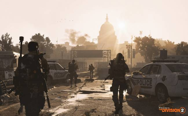 The Division 2 Alpha Test Now Being Conducted but Under NDA