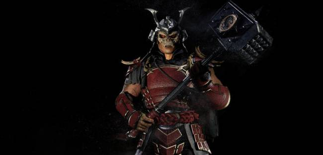 Mortal Kombat 11: GameStop Italy Leaks Shao Khan Render and New GoreTech System