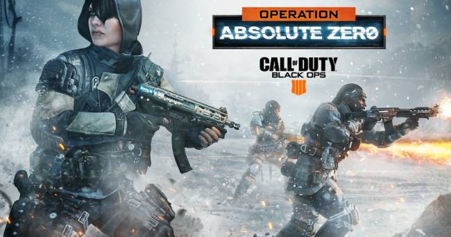 Call of Duty: Black Ops 4 Operation: Absolute Zero New Trailer