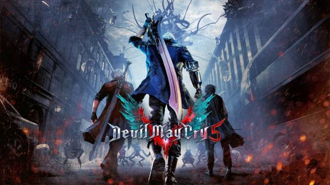 Devil May Cry 5 Gets Even More Hype With a New Trailer Showcasing HYDE Song Collaboration
