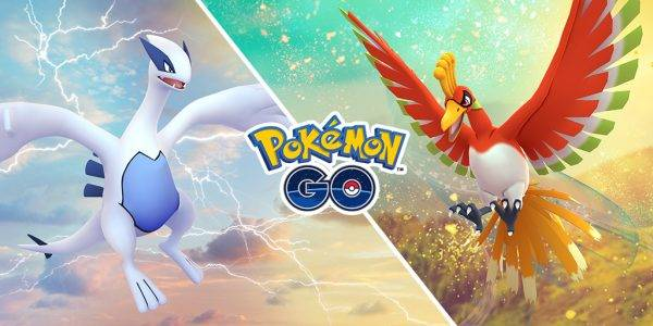 Pokemon Go players can challenge Lugia and Ho-Oh in Raid Battles this weekend