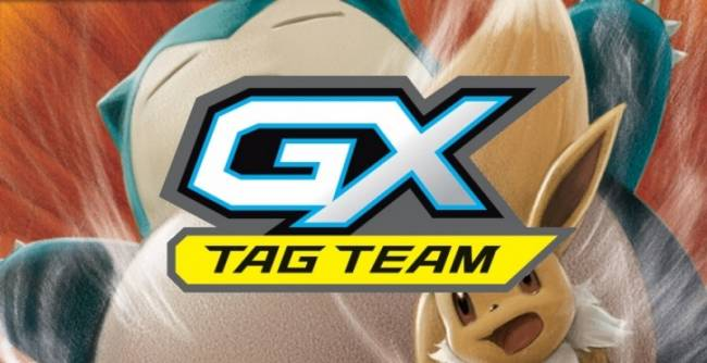 Exclusive Card Reveal: Two New Pokémon Trading Card Game Tag Team Pokémon-GX Pairings