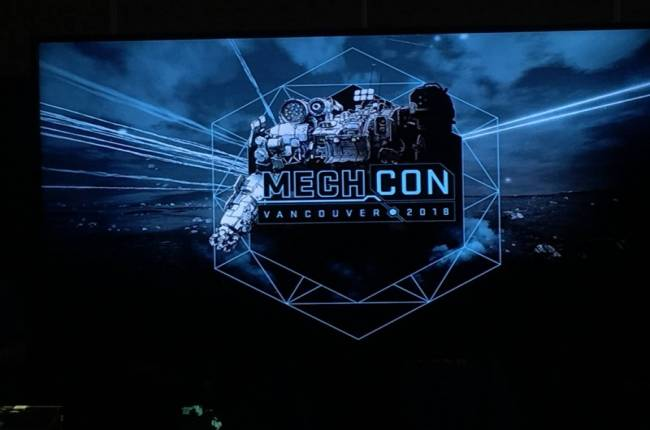 Here's A Look At Mech_Con 2018