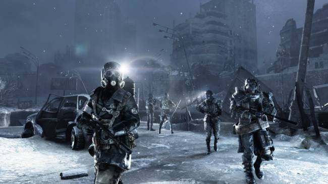 The Most Horrific Post-Apocalyptic Settings In Video Games