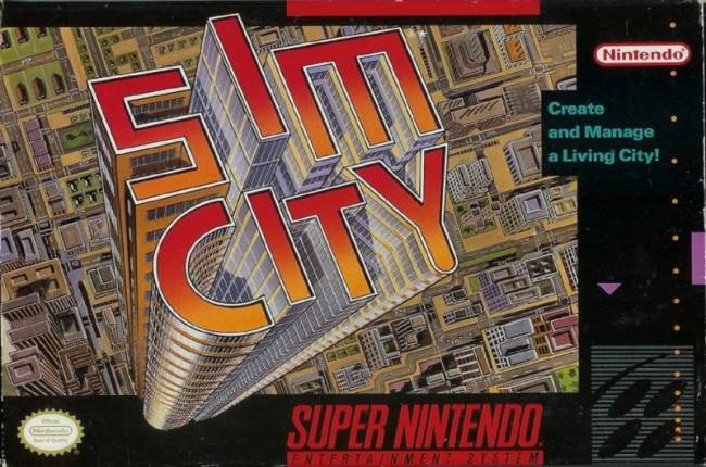Check Out Some Prototype NES SimCity Gameplay