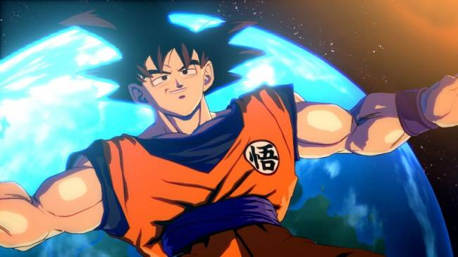 Game Informer's 2018 Goku Of The Year Award
