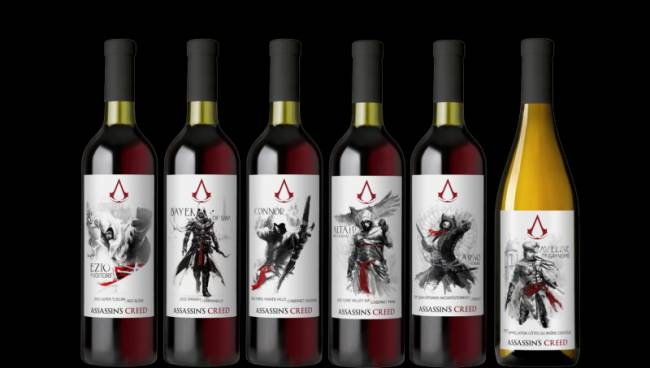 How Do The Assassin's Creed Wines Taste?