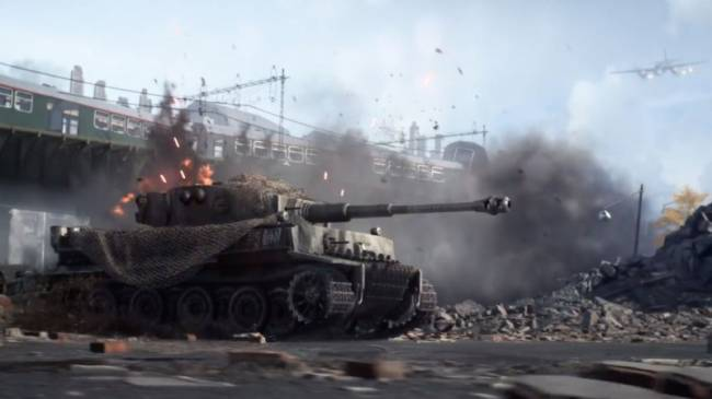 Update 2: Battlefield V Chapter 1: Overture Delayed On Eve Of Release, Releases Tomorrow