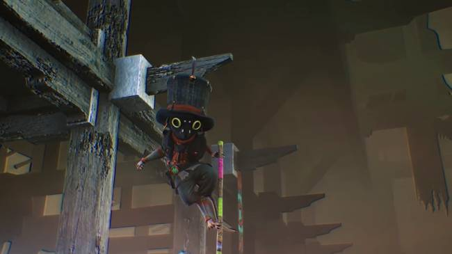 New Biomutant Trailer Gives Us A Quick Glimpse At The Open-World RPG