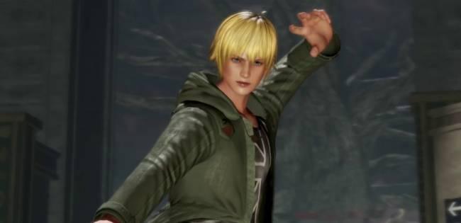New Dead Or Alive 6 Trailer Shows Off Returning Veterans Brad And Eliot