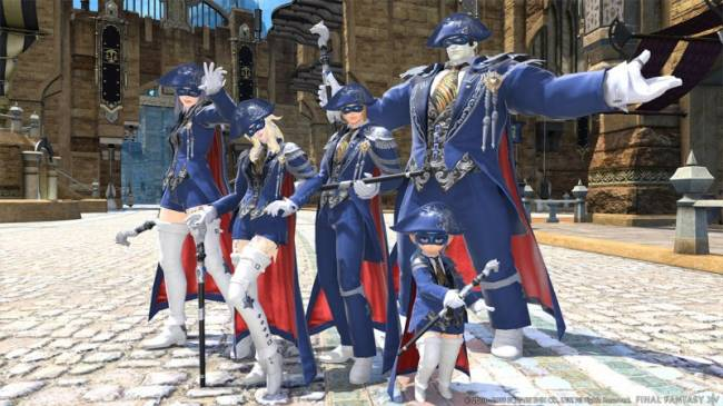 Final Fantasy XIV 4.5 Trailer Hints At What To Expect Next Month
