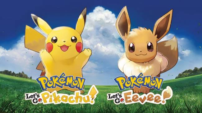 Pokémon Let's Go Pikachu And Eevee's Soundtrack Is Now Available On iTunes