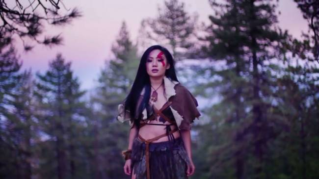 Renowned Cellist Tina Guo Tackles God Of War's Main Theme