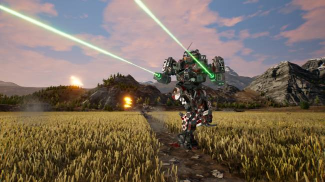 Mechwarrior 5:Mercenaries Unleashes Its War Next September