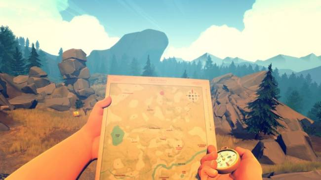 Firewatch Is Coming To Switch Later This Month
