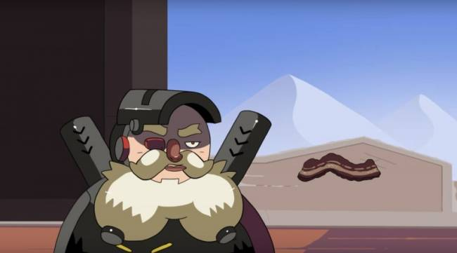 Fan-Made Overwatch Animated Short Pokes Fun At Torbjörn
