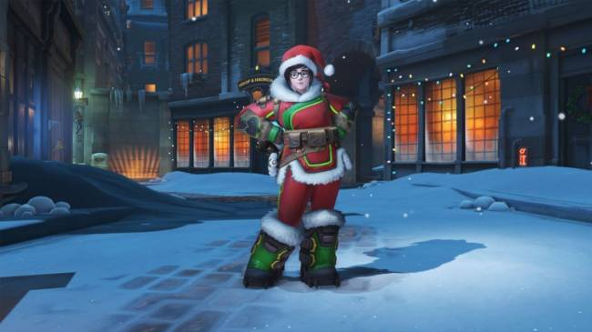 Winter Festivities Return To Overwatch On December 11