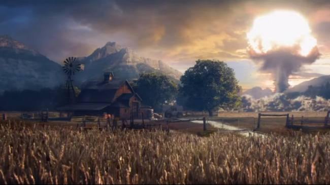 New Trailer Shows A Far Cry Rocked By A Mushroom Cloud
