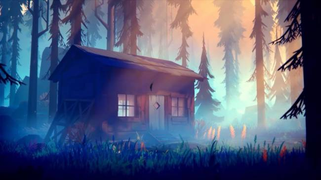First Glimpse Of Among Trees Revealed At The Game Awards