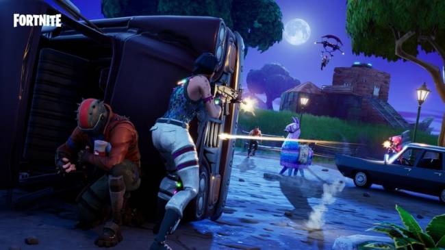 Epic Games Sued Over
