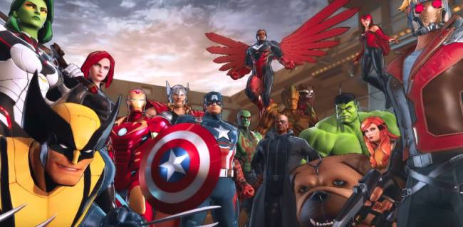 Ultimate Alliance 3: The Black Order Comes Elusively To Switch