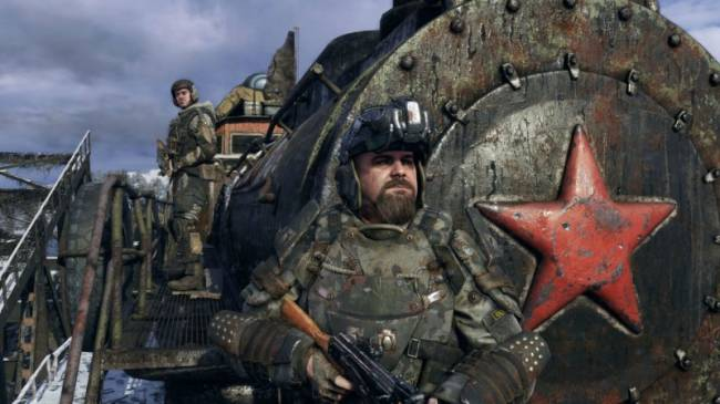 Author Says Cancelled Metro 2033 Film Adaptation Was To Be Set In Washington D.C.