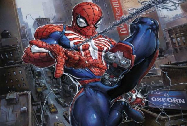 PS4 Spider-Man Gets His Own Comic Series