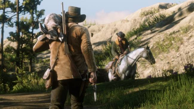Red Dead Redemption II Commands U.S. Game Sales For November With Black Ops, Battlefield, And Fallout Behind