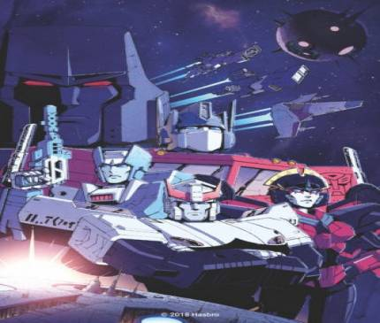 IDW's Transformers Comic Series Reboots Next March