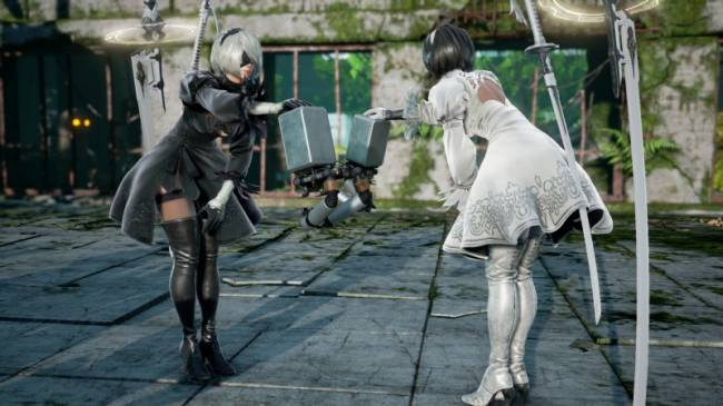 Nier: Automata's 2B Now Available In Soulcalibur VI