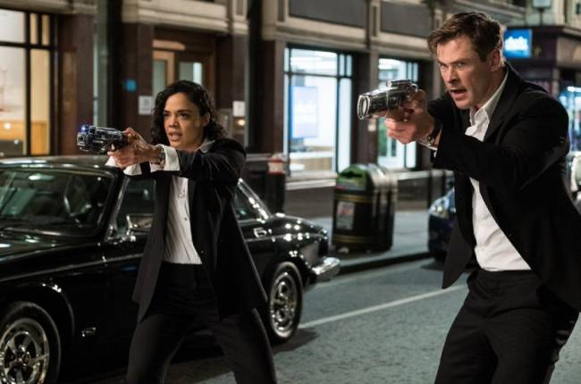 Men In Black: International Gets A Trailer