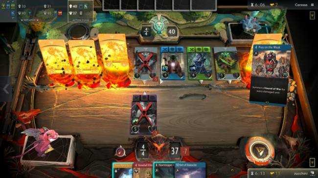 Artifact Changes Strategy On Card Updates