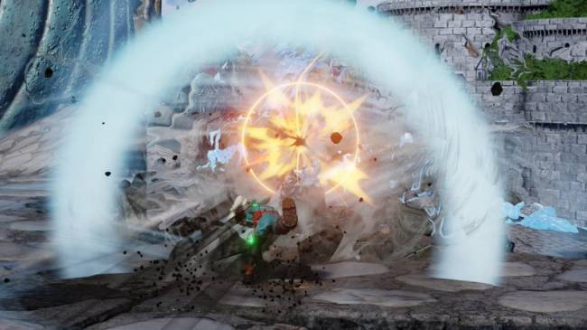 Watch Footage Of Deku From My Hero Academia, Asta From Black Clover In Jump Force