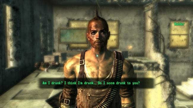Fallout 3 Has A Few Easter Eggs You Can Only See By Moving Out Of Bounds