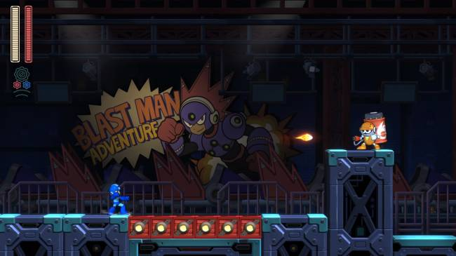 Mega Man 11 producer tries to explain why Mega Man doesn't have his iconic boss door entrance anymore