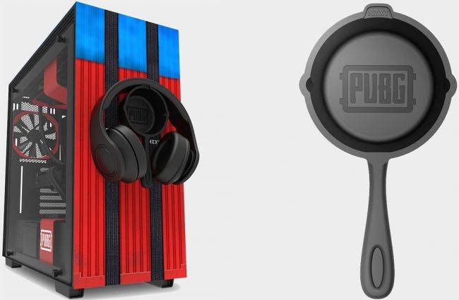 NZXT cooks up a PUBG pan for mounting headsets, not headshots