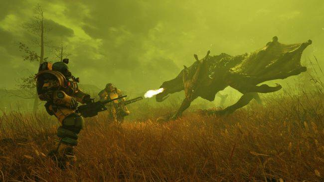 Fallout 76's live in-game events will start in early 2019