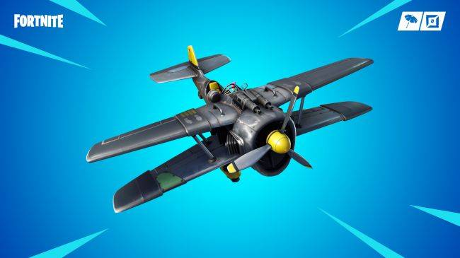 Fortnite Season 7's v7.00 patch notes introduce ziplines, Creative and a new flying vehicle