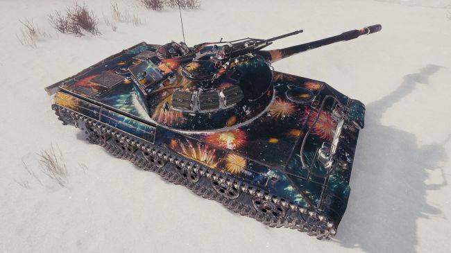 World of Tanks Holiday Ops 2019 gives you decorations for destruction