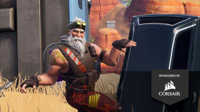 Where to find Fortnite's crown of RVs, metal turtle, and submarine for easy battle stars
