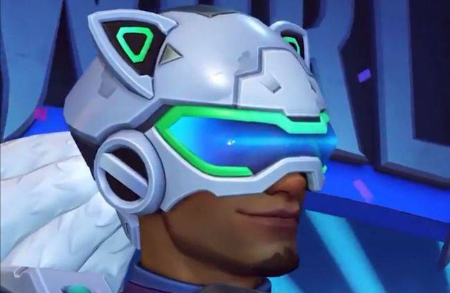 Overwatch is really embracing the furry theme this holiday season