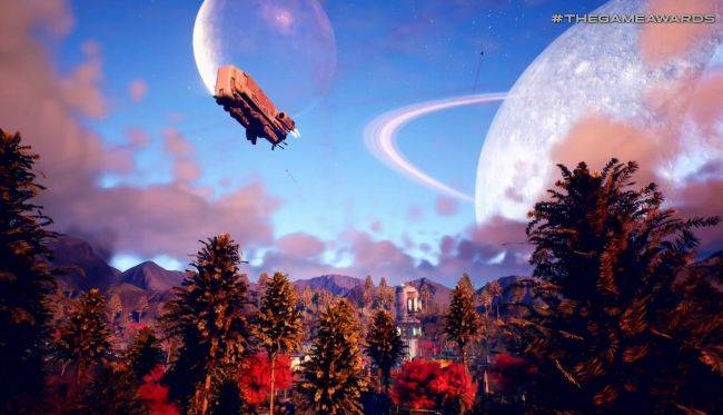 The Outer Worlds is a new first-person, sci-fi RPG from Obsidian and the creators of Fallout