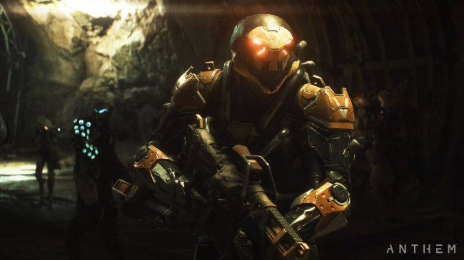 Anthem's new trailer finally details some of its weird story