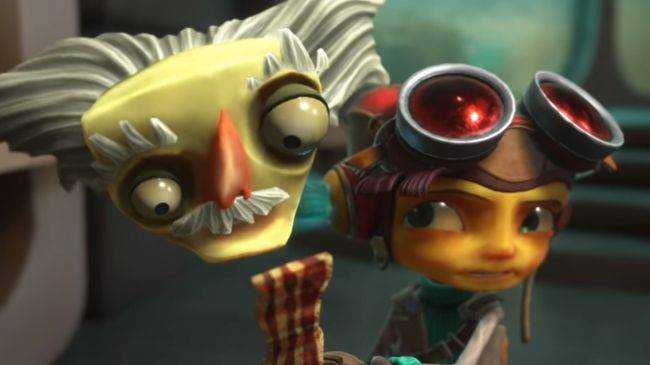 Psychonauts 2 looks weird as hell in its first in-game trailer